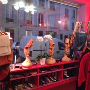 décors sculpture lumineuse espace Paris fashion vintage 3
