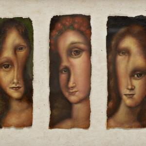 Les trois graces